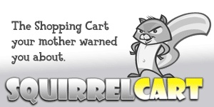 Squirrelcart - PHP Shopping Cart and CMS Software