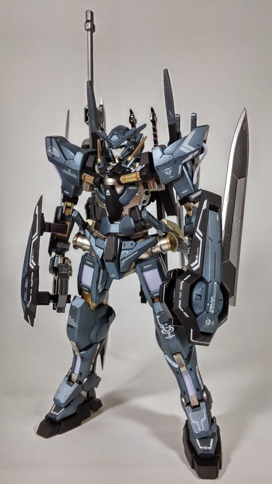 NG 1/100 Gundam Exia Ver. Thirteen Sword - Custom Build