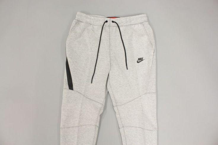 Nike Hombre NSW Tech Fleece Chándal Pantalones Blanco HeathersinUsoNaturalBuescher'sWorldFamousCarozoTuboAmarilloBit