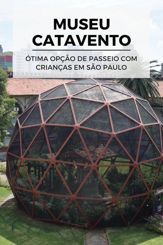 Educacional e divertido ao mesmo tempo, o Museu Catavento é uma ótima opção de passeio com crianças em São Paulo! Conheça tudo sobre as exposições fixas nesse post: http://www.viagememdetalhes.com.br/museu-catavento-otimo-programa-com-criancas-em-sp/
