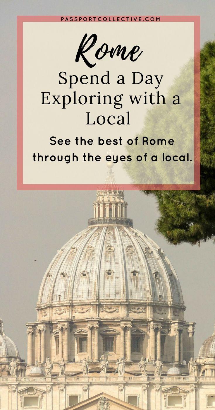 Passport Collective | Rome Travel Guide | Rome Travel Tips | Day in Rome | Travel Guide | Travel Tips