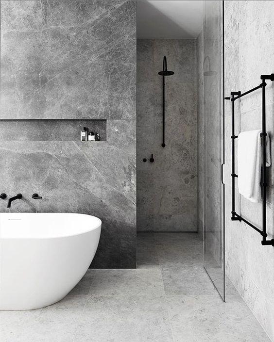 Interior Goals: Best of Bathrooms – The White File…