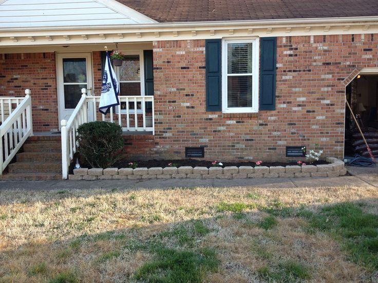 Nice Granite Pavers Home Depot For Mini Garden Design