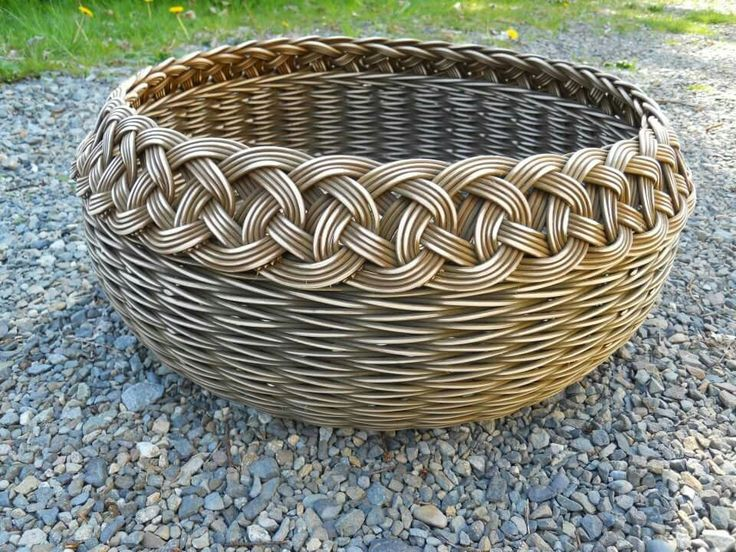 Basket Weaving Round Reed : Best images about baskets on zulu basket