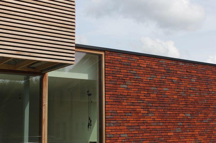 De Saegher steen Antigoon Ilse Corne architect | Kwastraat 2| 8583 Bossuit