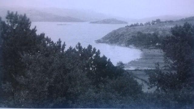 Mogor: Fotografía antigua Playa de Mogor.