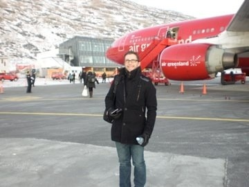 Greenland! Wow!