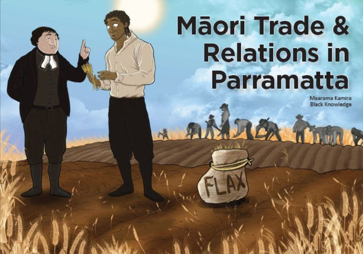 History of Māori in Parramatta