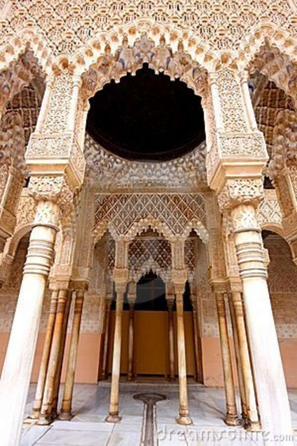 Palace , Alhambra, Granada - Google Search