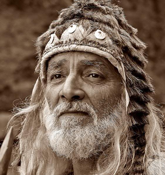 Canary Islander, descendant of the refugees of Atlantis
