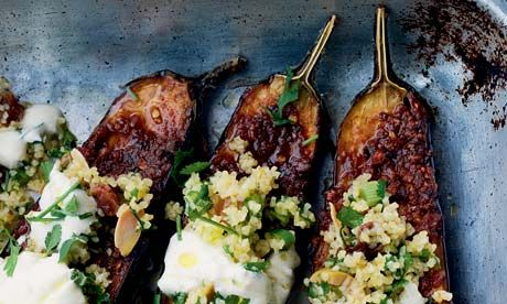Yotam Ottolenghi's Jerusalem: starter and side dish recipes