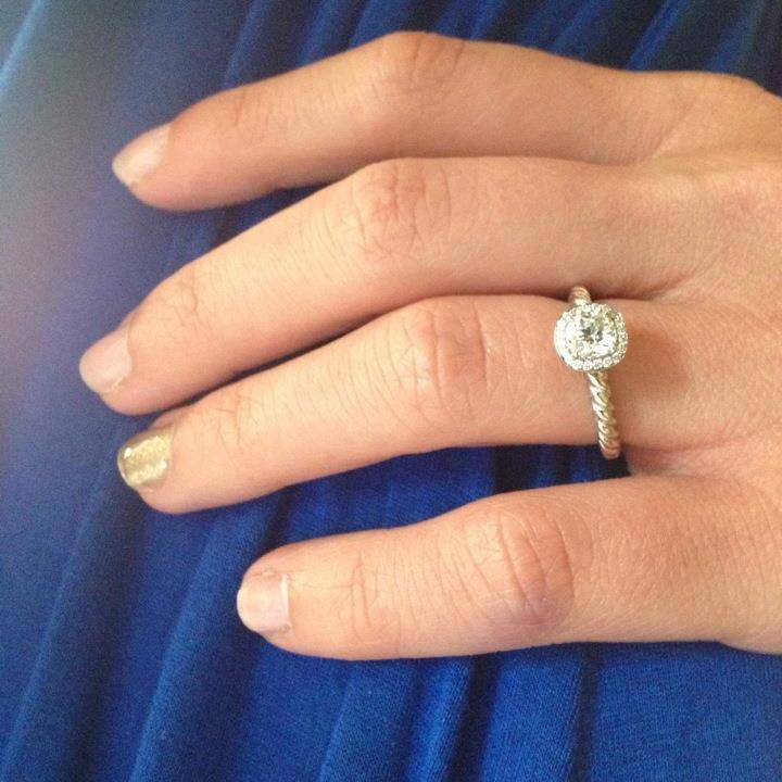 19 best david yurman engagement rings images on Pinterest David