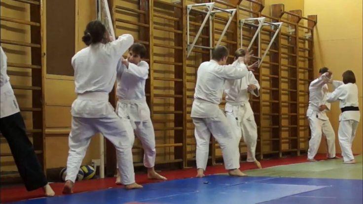 Martial arts, Aiki. Sinten,  koshi nage, единоборства, самооборона, цент...