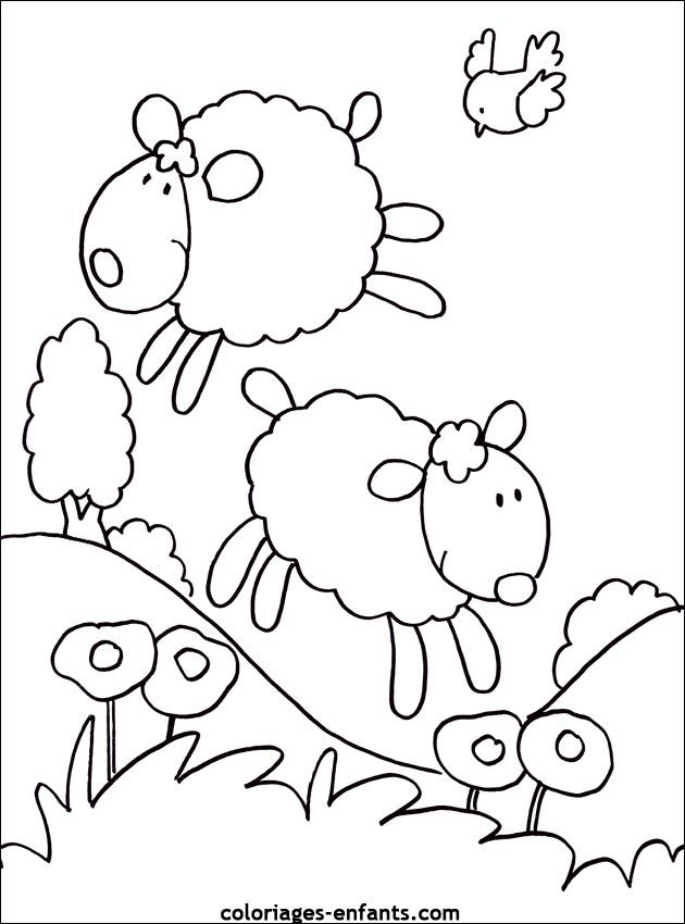 25 best images about het verloren schaap on pinterest - Mouton en dessin ...