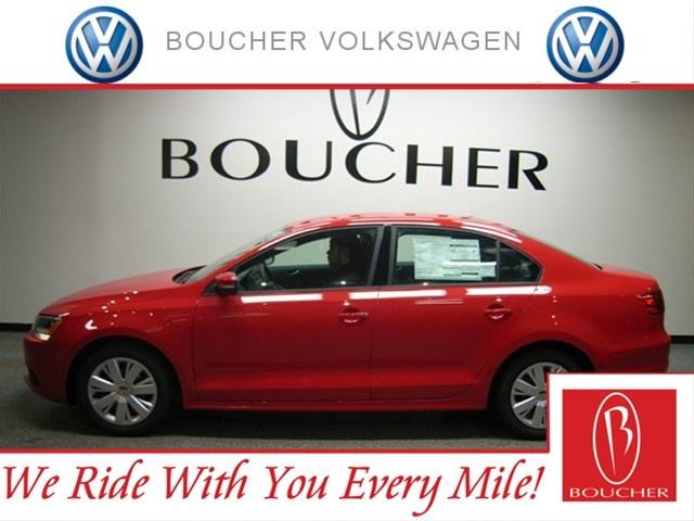 2012 VOLKSWAGEN JETTA 2.5L SE - Boucher Volkswagen - Franklin (Milwaukee) Wisconsin