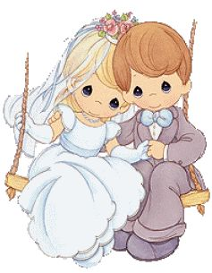 Precious Moments Wedding - Bing Images