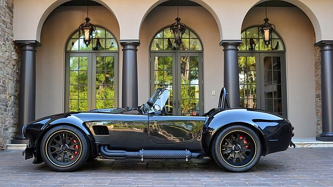 1965 Backdraft Shelby Cobra Replica 427/550 HP, 5-Speed presented as lot F261 at Kissimmee, FL 2016 - image2
