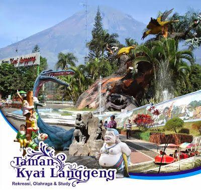PERGIPEDIA  - Wisata Edukasi Taman Kyai Langgeng Di Magelang . Tempat wisata yang terletak di Ko...