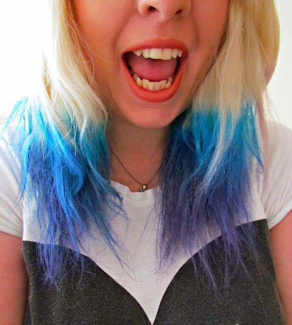 L'Oreal Professionnel Hair Chalks  http://www.dollydowsie.com/2014/01/loreal-professionnel-hair-chalks.html