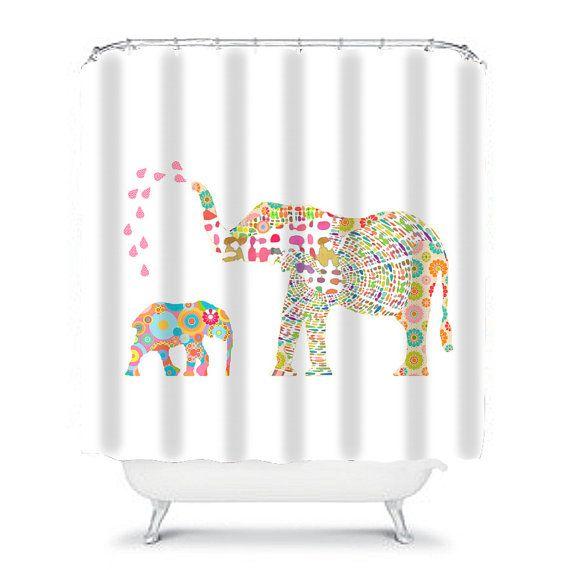 Best Ideas About Fun Shower Curtains On Pinterest Octopus