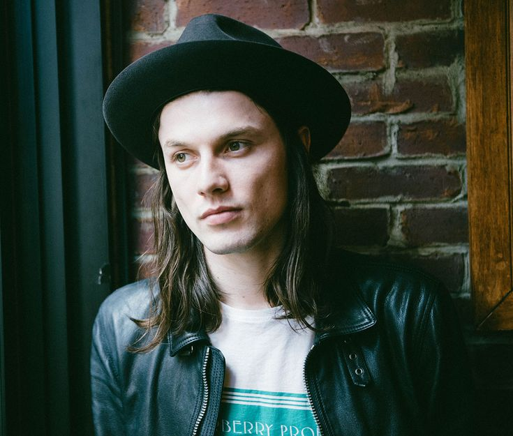 British Crooner James Bay on His Sold-Out Tourand His Signature Style from #InStyle