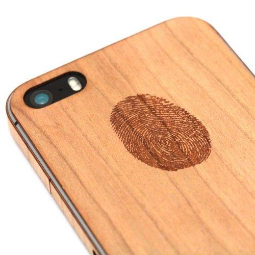 Handy Cover gestalten | Kirschholz | iPhone 5