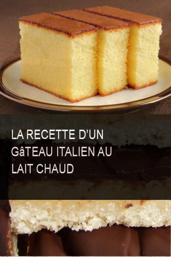Das Rezept für einen italienischen heißen Milchkuchen #Wasser #Katze #Rezept #Katze #L …   – cuisine
