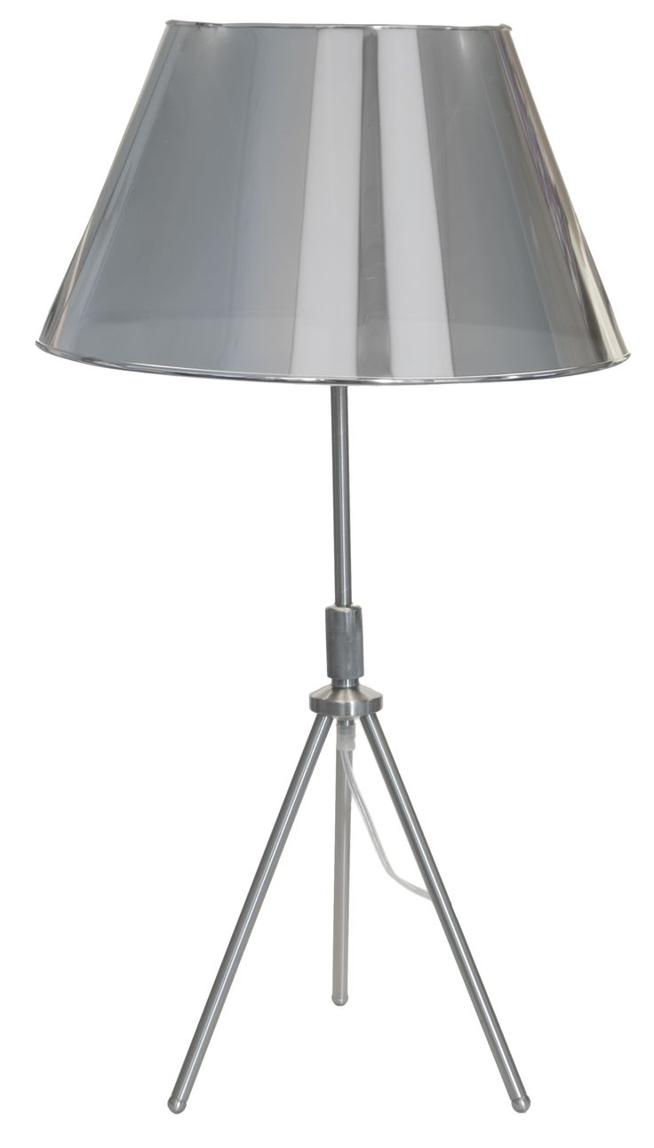 Tripod lampshade, £39.99.