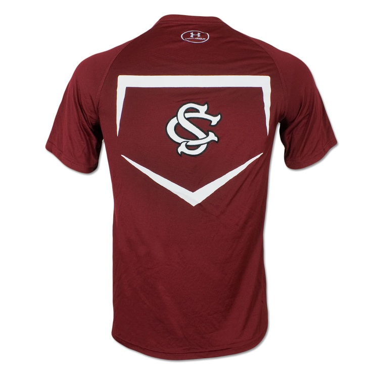 South Carolina Gamecocks Baseball Diamond T-Shirt by Under Armour #gamecocks