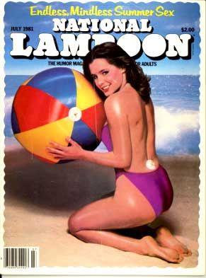 National Lampoon #136 - Jul 1981