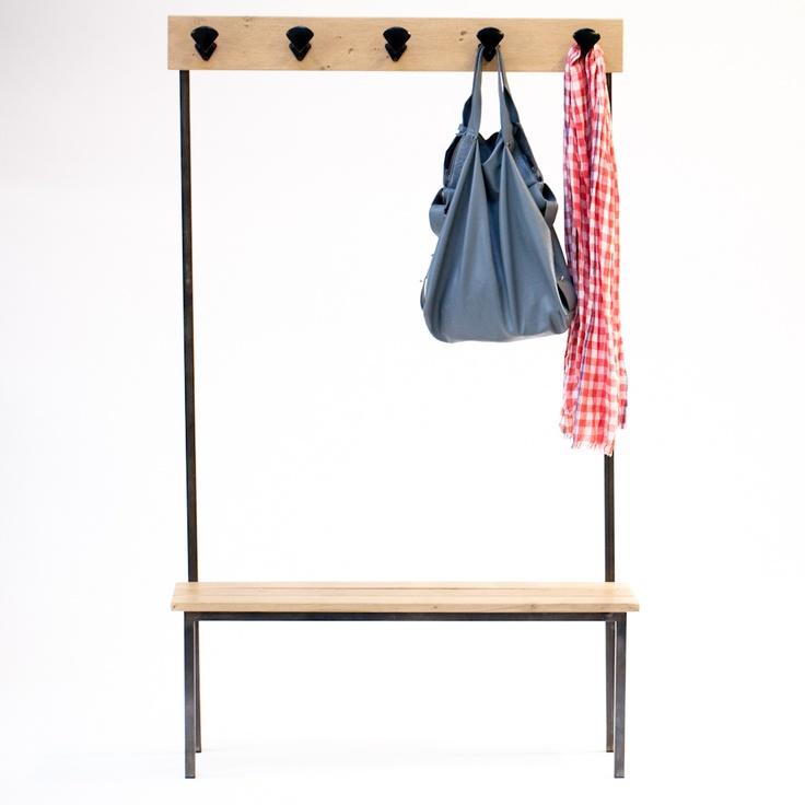 banc porte manteau hall. Black Bedroom Furniture Sets. Home Design Ideas