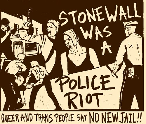 the stonewall riots essay A student researched essay about the stonewall riots that occurred in ny, 1969 and their influence on workplace discrimination.