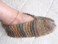Como eu aprendi a tricotar - Meu primeiro projeto de tricô