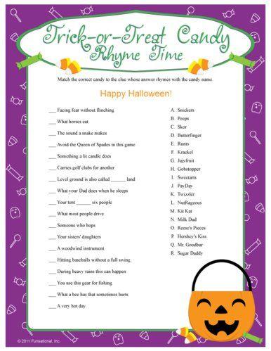 printable halloween quiz uk