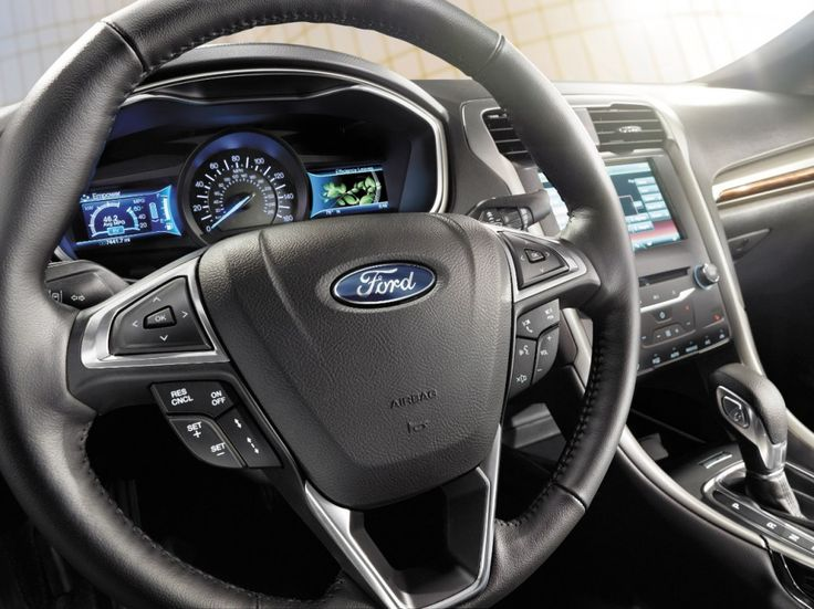 the 2015 fusion hybrid with next generation smartgauge with ecoguide - 2015 Ford Fusion Hybrid Black