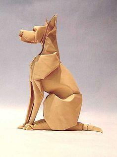 El increible arte del origami de: Eric Joisel