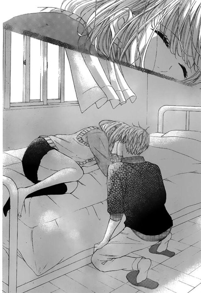 anime couple tumblr black and white - Google Search
