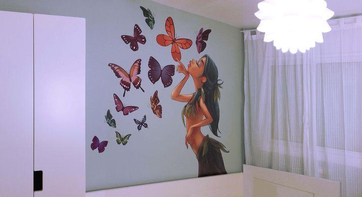 Dormitorio infantil por Nieves Miranda