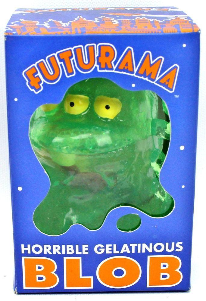 Futurama Horrible Gelatinous Blob Darkhorse Comics 2001 #Futurama #weboys10