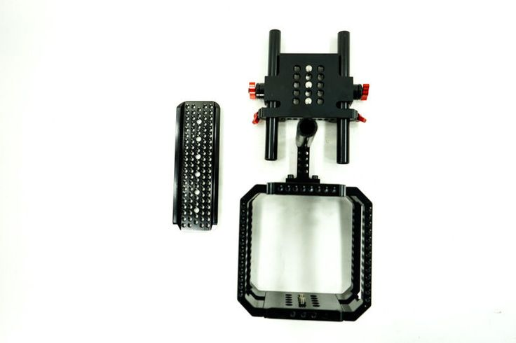 INNO ADVANCED DOVETAIL CAGE FOR RED SCARLET & EPIC (DISPLAY ITEM) - 19mm