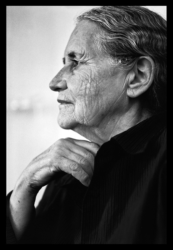 Doris Lessing is a British novelist, poet, playwright, librettist, biographer and short story writer. She is ranked fifth on The Times 50 greatest British writers since 1945