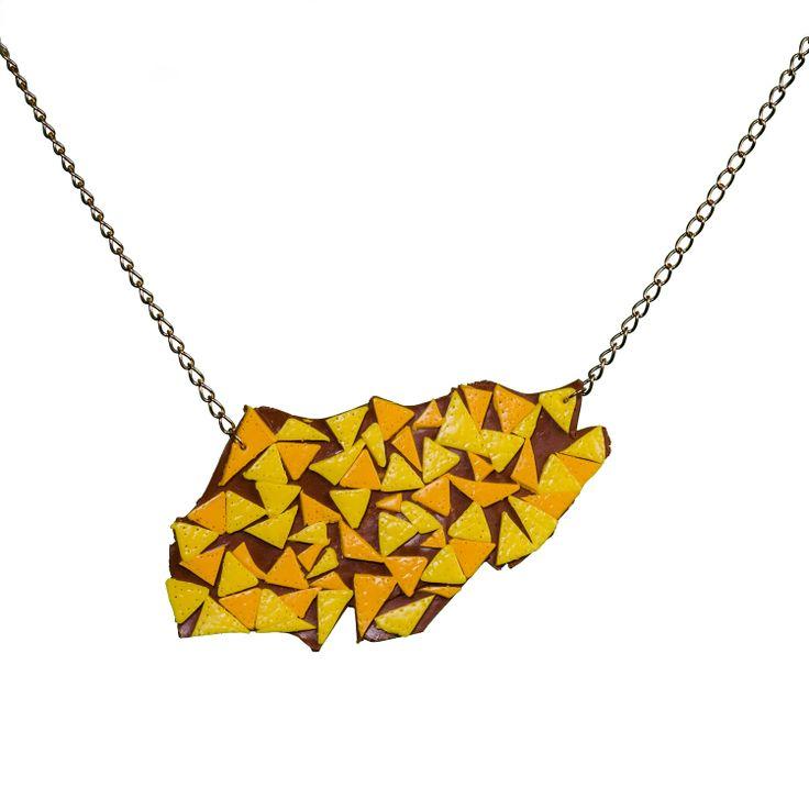 Tampa pendant by Zayah