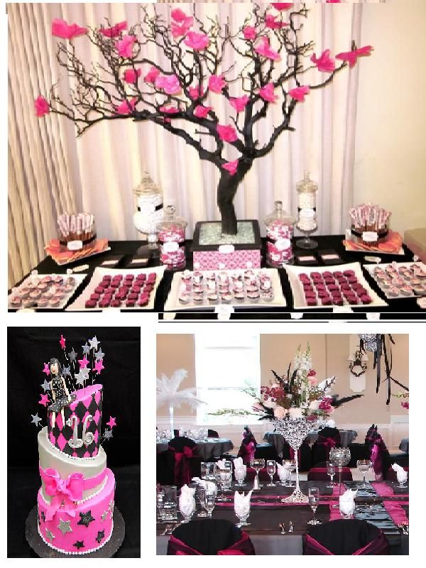 30 best sweet 16 ideas images on pinterest for 16 birthday decoration ideas