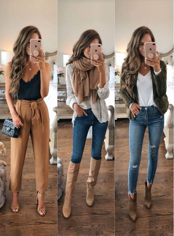 15 Amazing Inspiration Of Cute Outfits For Daily Occassion – Fazhion