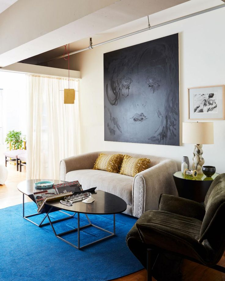 Tour A Tiny Brooklyn Home With Big Style