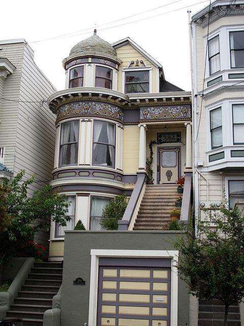 384 - 386 Fair Oaks Street, San Francisco (built 1890