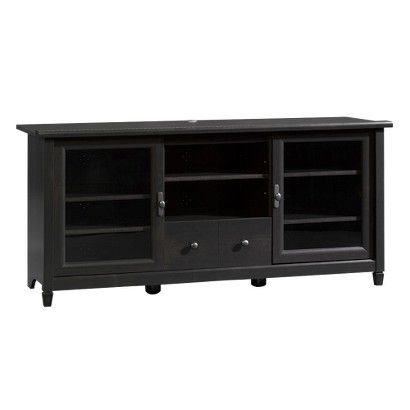 Sauder TV Stand - Estate Black