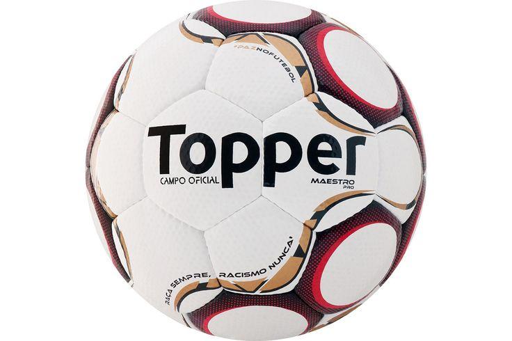 Topper revela as bolas das séries B, C e D do Campeonato Brasileiro
