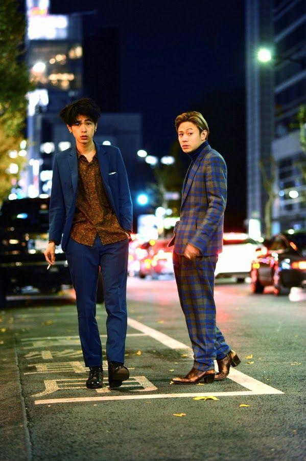 ICCHO STYLE BLOG -TOKYO STREET FASHION MAGAZINE -: SET UP STYLE - with RYO NARITA