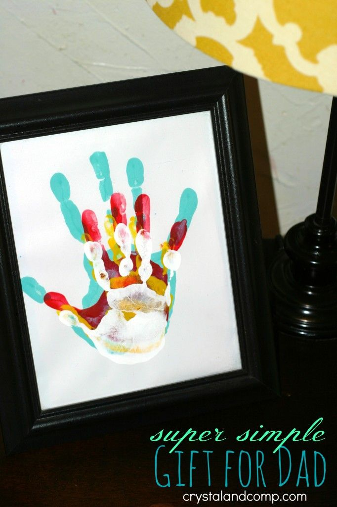 188 best father 39 s day ideas for kids images on pinterest for Easy craft gift ideas
